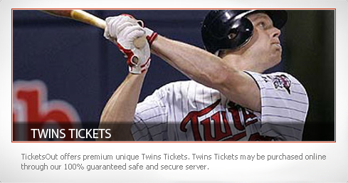 twins Tickets