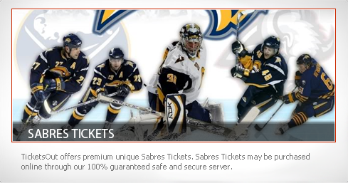 sabres Tickets