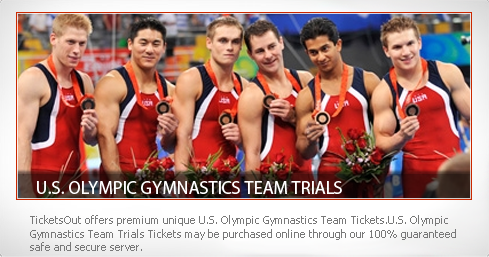 U.S. Olympic Gymnastics Team Trials